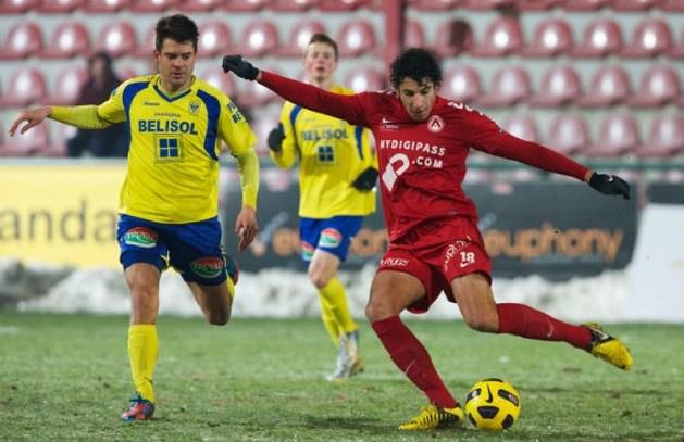 STVV uitgebekerd na verlies tegen Kortrijk
