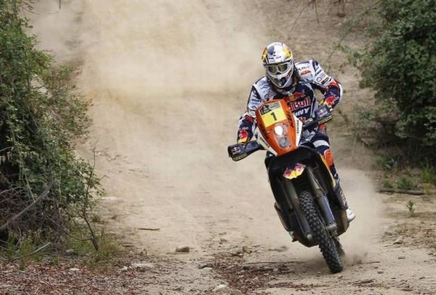 Despres pakt 5e Dakar-zege bij de motoren