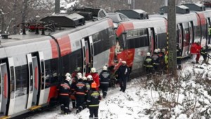 Minstens veertig gewonden bij treinongeval in Wenen