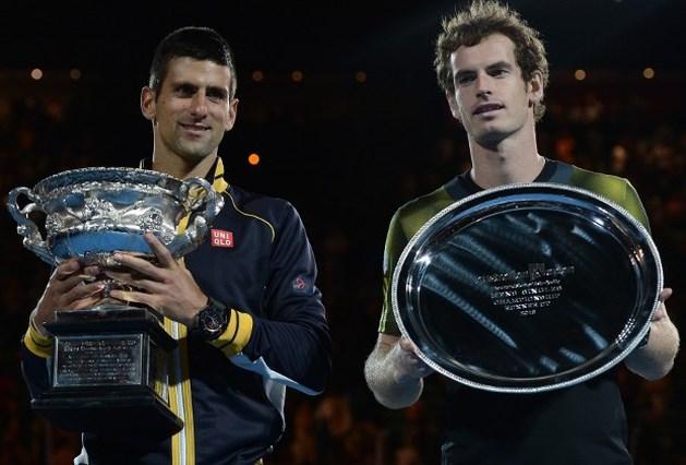 """Novak Djokovic: """"Een ongelofelijk gevoel"""""""