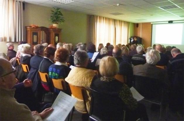 Veel belangstelling voor de activiteiten van de Cultuurkring Hamont-Achel.