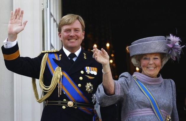 Geen Willem IV maar koning Willem-Alexander
