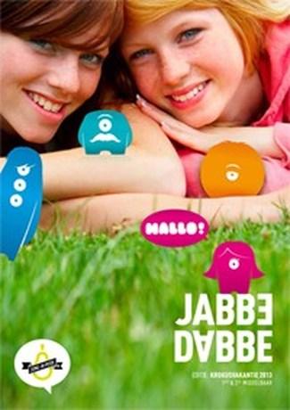 'Jabbe Dabbe' in het nieuw!