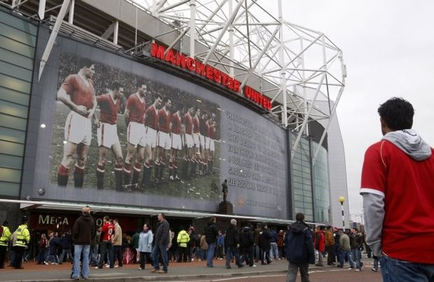 Manchester United is meest waardevolle sportclub ter wereld
