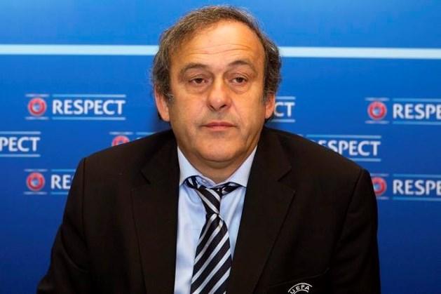 """Platini: """"Qatargate staat bol van de leugens"""""""