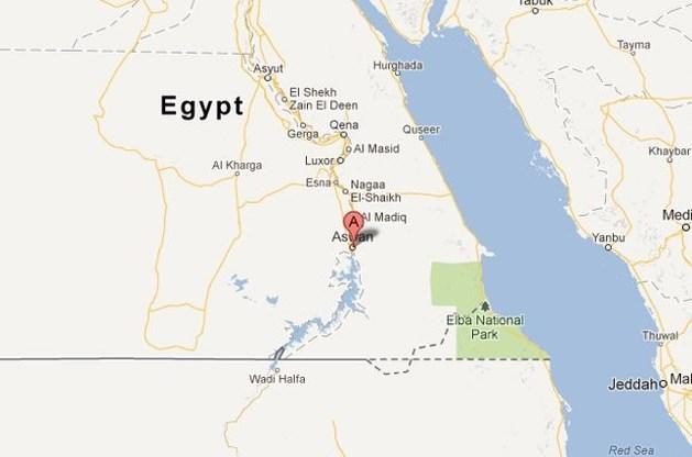 Cruiseschip met 112 passagiers lijdt schipbreuk op Nijl
