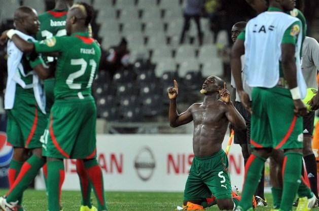 Burkina Faso en Nigeria naar kwartfinales Africa Cup