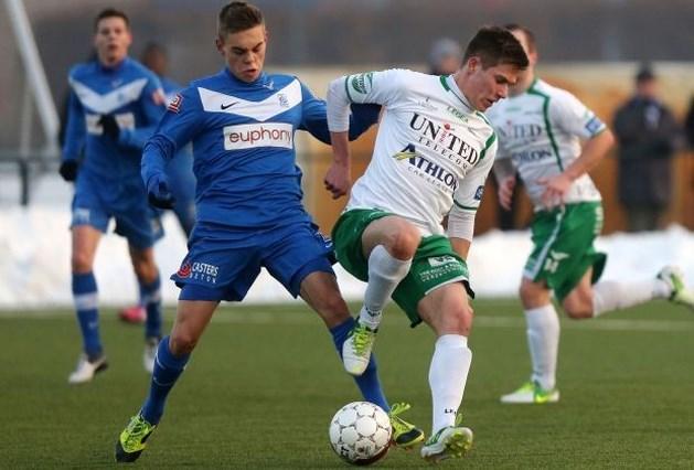 Lommel United huurt Genk-talent Leandro Trossard