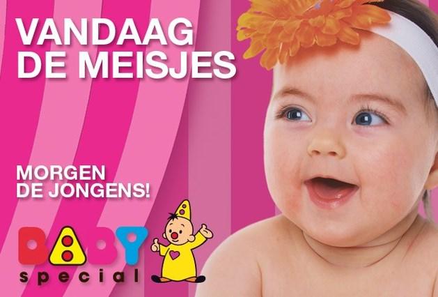 Julie is de populairste Limburgse meisjesnaam van 2012