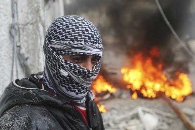 Israël bombardeert Syrië