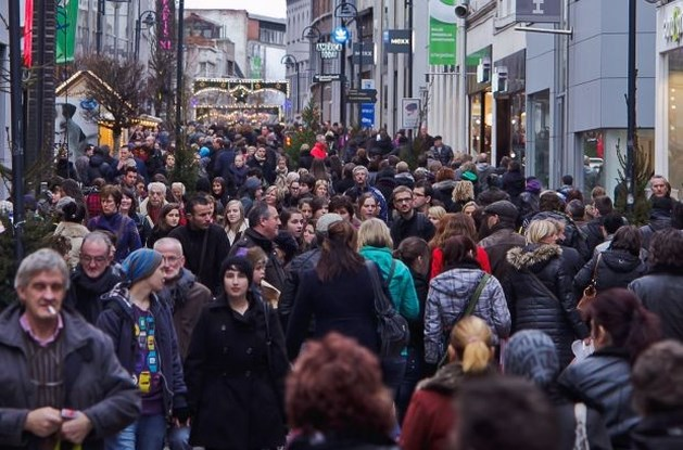 Limburg telt nu 853.570 inwoners