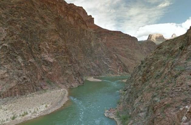 Grand Canyon nu ook te zien op Google Street View