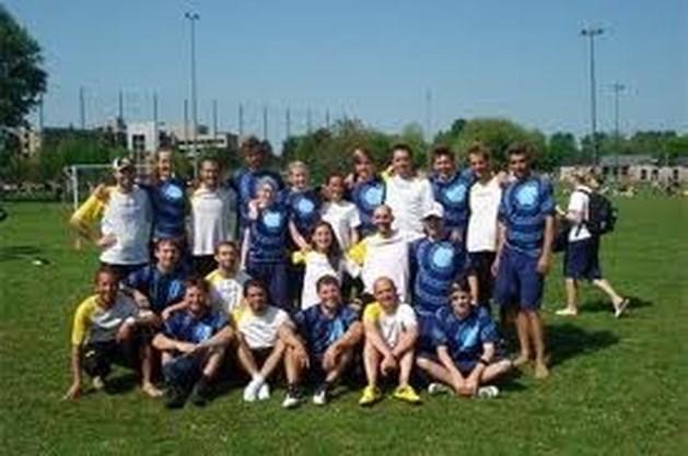 Jonge frisbeeclub zoekt jonge leden