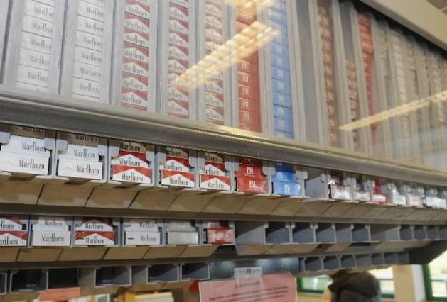 Tabak bracht België twee miljard euro op in 2012