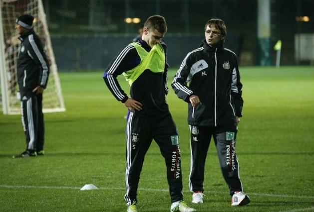 Waasland-Beveren huurt Aoulad en Sterckx van Anderlecht