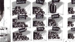 Cartoon over 'Papa' Daerden wint prijs