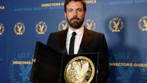 Affleck wint nu ook Directors Guild Award met 'Argo'