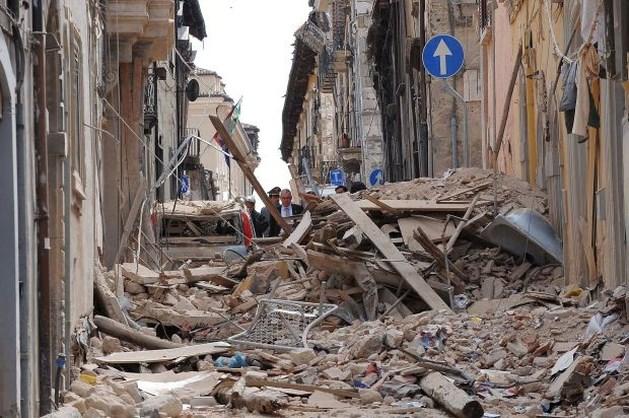 Vier technici schuldig aan doodslag na aardbeving in l'Aquila