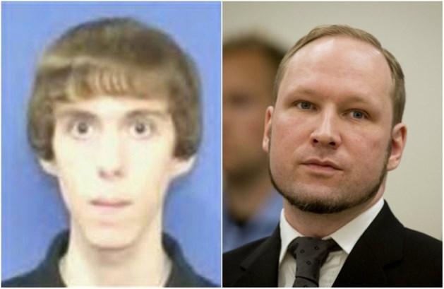 Schutter Newtown wilde Breivik overtreffen