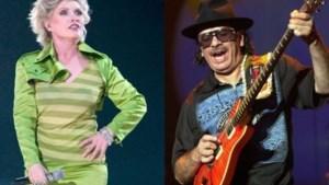 Blondie en Santana op TW Classic
