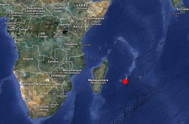 Verloren continent Mauritia ontdekt