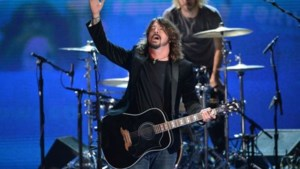 Dave Grohl begint