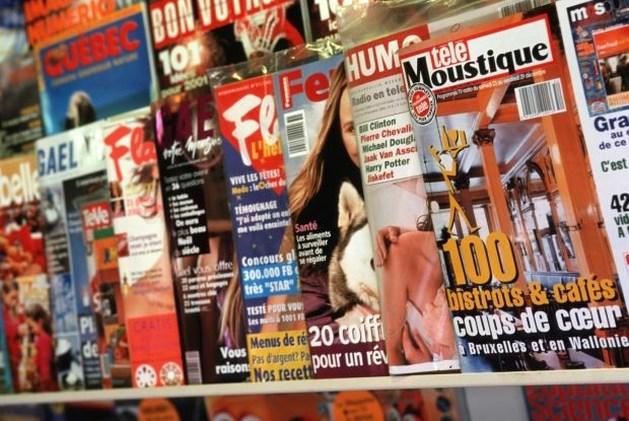Verkoop weekbladen verder gedaald in 2012