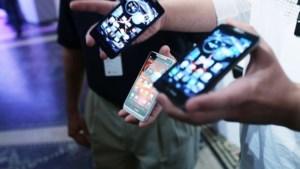Verkoop smartphones overtreft klassieke gsm's in 2013