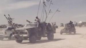 Makers 'Mad Max 4' krijgen het aan de stok met milieugroeperingen