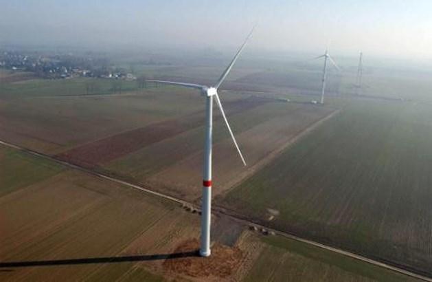 Windpark Perwez levert groene stroom voor 7.000 gezinnen