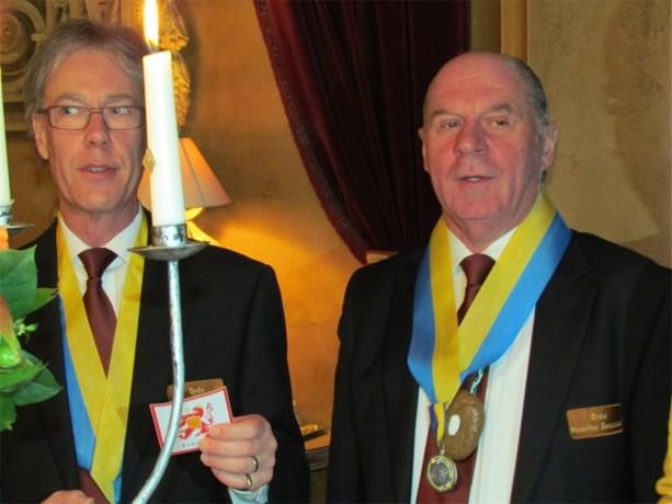 Jo Tuts en Yves Buckinx opgenomen in Keizerlijke Commanderie