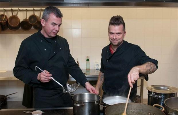 extern cooking arena als smaakmaker