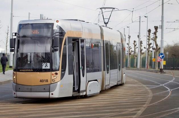 Twee trams botsen in Brussel: negen lichtgewonden