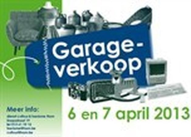 210 deelnemers voor Hamse garageverkoop