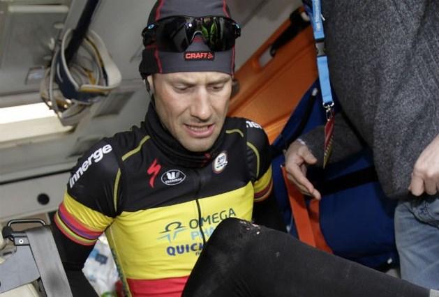 """Boonen: """"Roubaix op tv volgen te pijnlijk"""""""