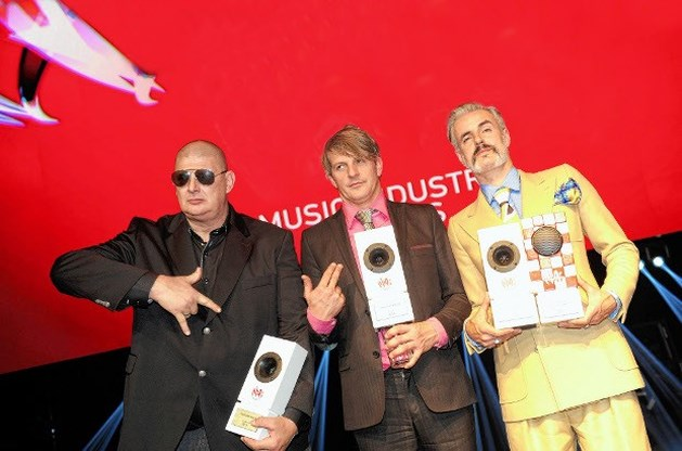 """Triggerfinger uitgenodigd op """"verjaardagsfeestje"""" Rolling Stones"""