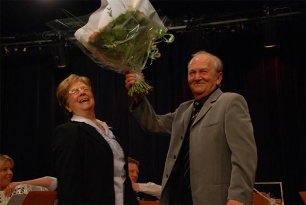 Henri Opsteyn 40 jaar dirigent van Musettina Dilsen