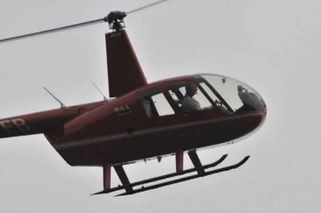Prins Filip verkoopt zijn helikopter