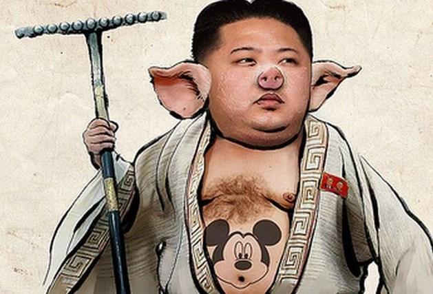Hackers drijven de spot met Noord-Korea