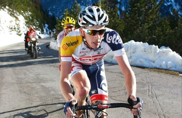 Jurgen Van den Broeck geeft op in Ronde van het Baskenland