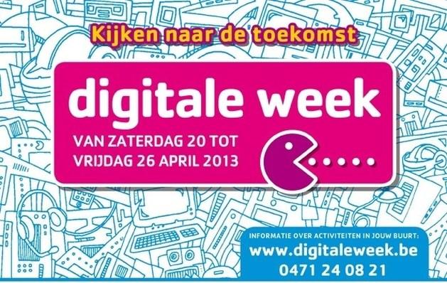 Digitale week 2013: Kijken naar de toekomst