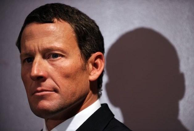 Lance Armstrong mag niet deelnemen aan zwemwedstrijd