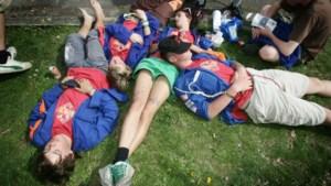 3.000 jongeren nemen deel aan Joepie-tocht
