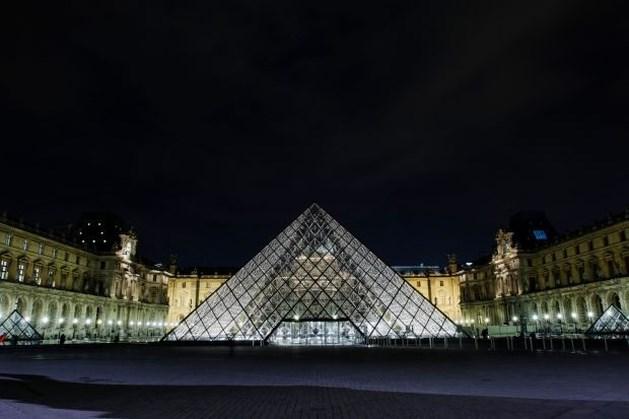Louvre gesloten door protest tegen agressieve zakkenrollers
