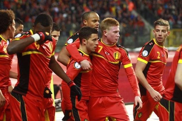 VRT heeft uitzendrechten van kwalificaties EK 2016 en WK 2018