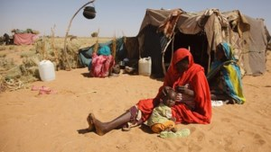 Voorbije week minstens 50.000 mensen uit Darfoer naar Tsjaad gevlucht