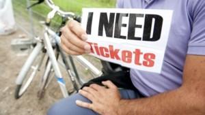 Tickets doorverkopen met winst mag niet meer