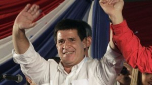 Cartès winnaar Paraguayaanse presidentsverkiezingen