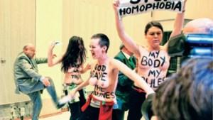 Ook ULB dient geen klacht in tegen Femen-actie