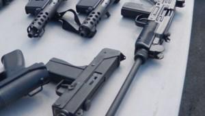 Meer dan 32.000 zware wapens geregistreerd in België